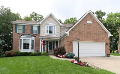 Deerfield Twp. Single Family Home For Sale: 3411 Woodlake Court