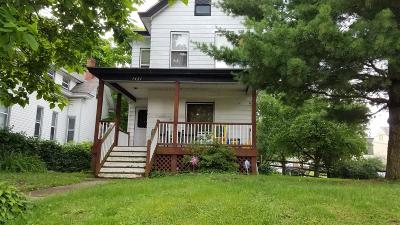 Cincinnati Single Family Home For Sale: 1421 Cedar Avenue
