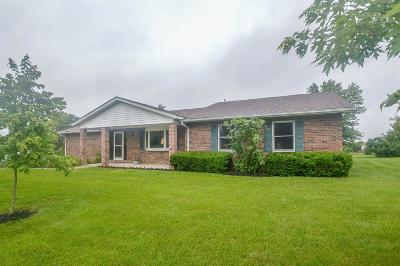 Hamilton County, Butler County, Warren County, Clermont County Single Family Home For Sale: 3960 Hassfurt Drive