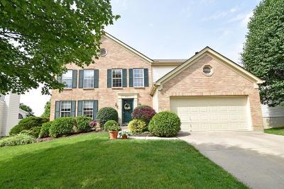 Cincinnati Single Family Home For Sale: 6480 Copperleaf Lane