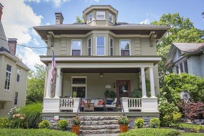 Cincinnati Single Family Home For Sale: 3523 Mooney Avenue