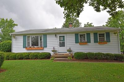 Hamilton County, Butler County, Warren County, Clermont County Single Family Home For Sale: 6419 Gorsuch Road