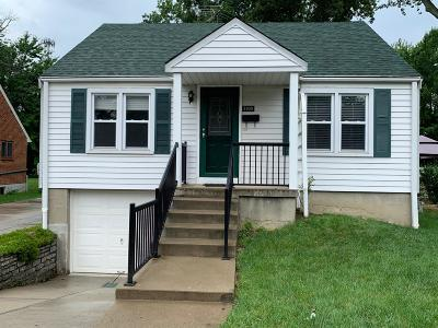 Single Family Home For Sale: 8999 Cherry Street