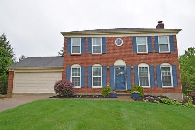 Cincinnati Single Family Home For Sale: 3075 Hoock Court