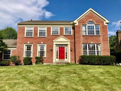 Single Family Home For Sale: 7716 Waters Edge Drive