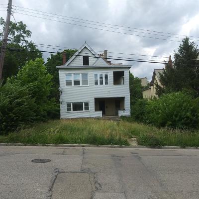 Cincinnati Multi Family Home For Auction: 542 Hale Avenue