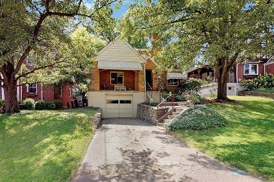 Cincinnati Single Family Home For Sale: 1333 Leders Lane
