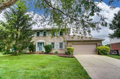 West Chester Single Family Home For Sale: 8356 Charming Manor
