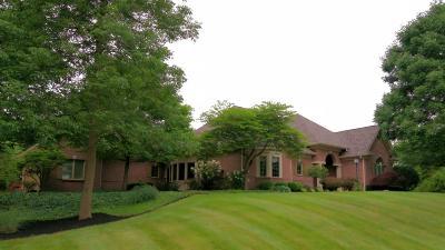Middletown Single Family Home For Sale: 4600 Deer Run