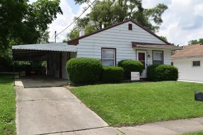 Oxford Single Family Home For Sale: 416 University Avenue