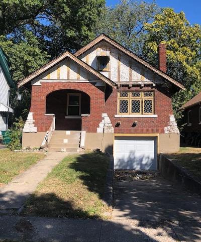 Cincinnati Single Family Home For Sale: 1962 Catalina Avenue