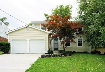 Warren County, Clermont County, Hamilton County, Butler County Single Family Home For Sale: 6343 Birchdale Court