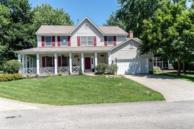 Single Family Home For Sale: 873 Eight Mile Road