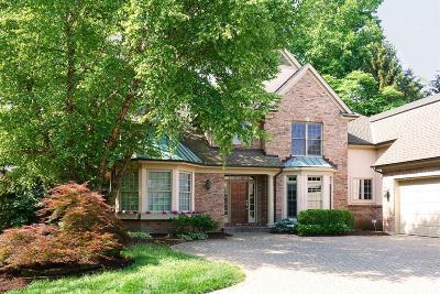 Cincinnati Single Family Home For Sale: 21 Hampton Lane