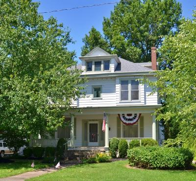 Georgetown Single Family Home For Sale: 433 N Main Street