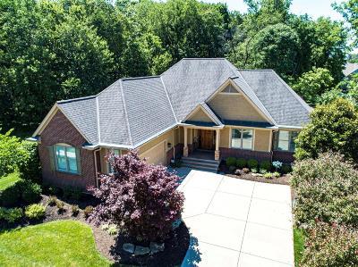 Single Family Home For Sale: 435 Fox Chapel Run