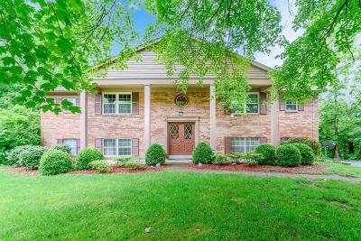 Single Family Home For Sale: 9724 Pinto Court