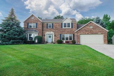 Single Family Home For Sale: 8057 Muirfield Lane