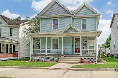 Miamisburg Single Family Home For Sale: 709 Kercher Street