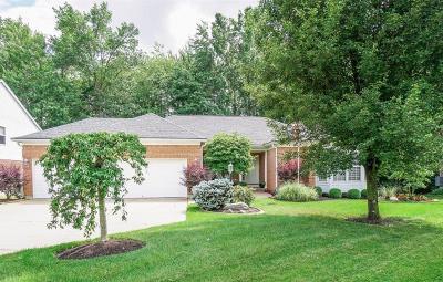 Deerfield Twp. Single Family Home For Sale: 9242 Cedar Gate Drive