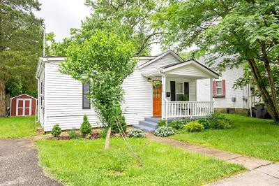 Single Family Home For Sale: 629 Centre Street