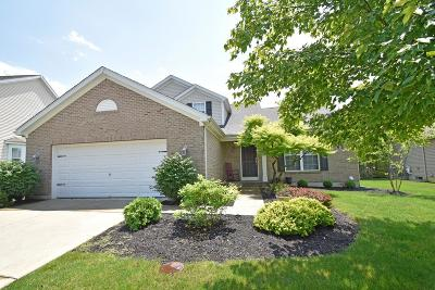 Liberty Twp Single Family Home For Sale: 6459 Hampshire Trail