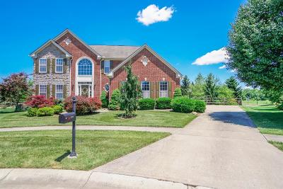 Single Family Home For Sale: 5210 Secretariat Drive