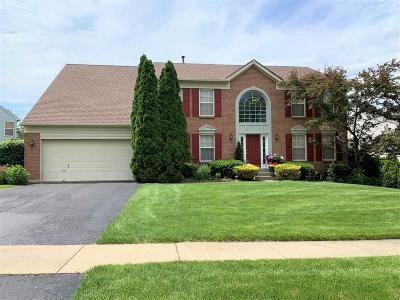 Single Family Home For Sale: 6664 Autumn Glen Drive
