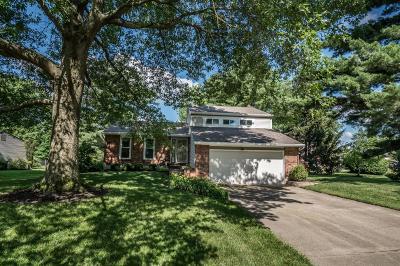Single Family Home For Sale: 5820 Deer Run Drive