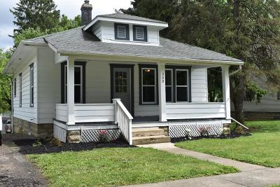 HILLSBORO Single Family Home For Sale: 309 E Main St