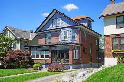 Cincinnati Single Family Home For Sale: 3563 Shaw Avenue