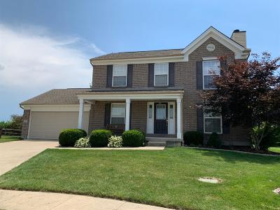Single Family Home For Sale: 585 Woodbine Court