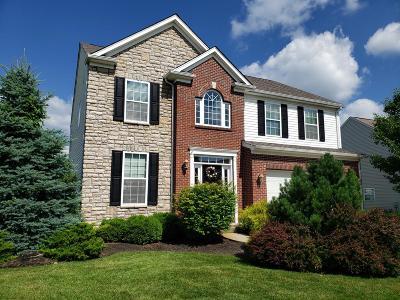 Single Family Home For Sale: 5221 Terrace Ridge Drive
