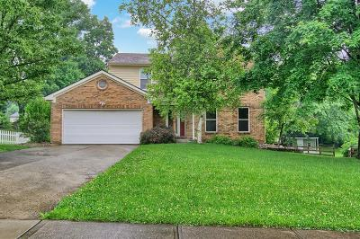 Deerfield Twp. Single Family Home For Sale: 9450 Lark Meadow Court