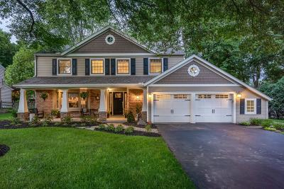 Single Family Home For Sale: 7631 Fairwind Drive