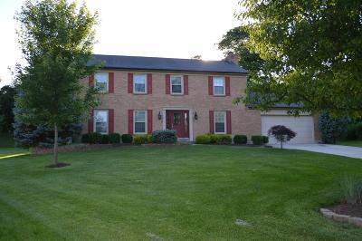 Single Family Home For Sale: 2519 Fairgrove Court