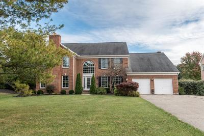 Single Family Home For Sale: 8411 Chesney Lane