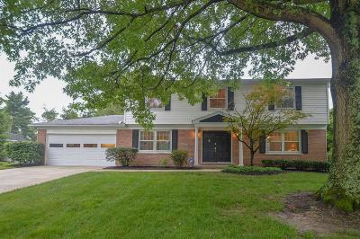 Single Family Home For Sale: 6363 Stirrup Road