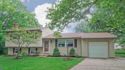 Deerfield Twp. Single Family Home For Sale: 8873 Penfield Way