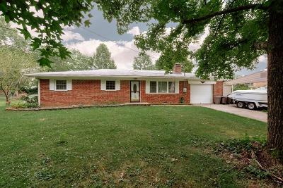 Miami Twp Single Family Home For Sale: 6272 Price Road