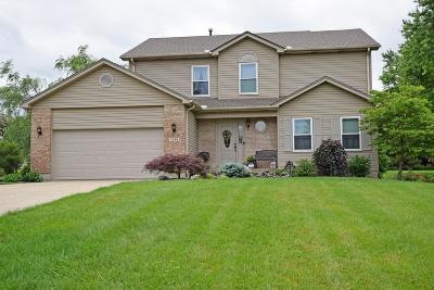Liberty Twp Single Family Home For Sale: 7359 Cimmeron Drive