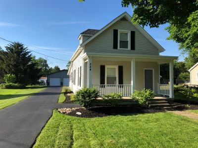 Single Family Home For Sale: 354 Broadway Street