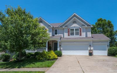 Single Family Home For Sale: 5192 Man O War Drive