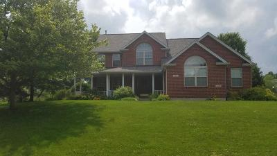 Deerfield Twp. Single Family Home For Sale: 8498 Charleston Valley Drive