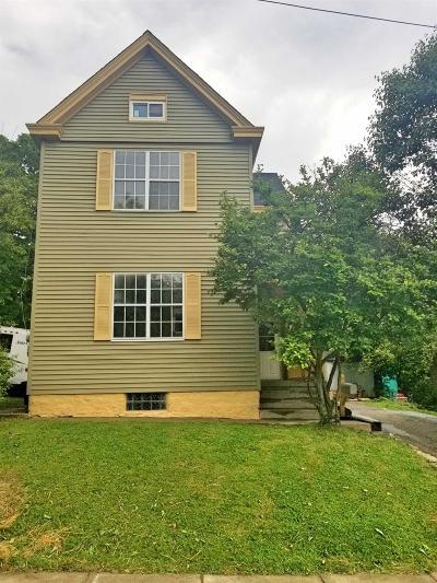 Cheviot Single Family Home For Sale: 3840 Trevor Avenue