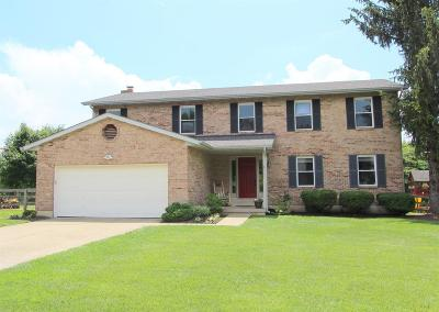 Single Family Home For Sale: 8317 Brownstone Drive