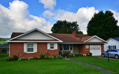Adams County, Brown County, Clinton County, Highland County Single Family Home For Sale: 1731 Christopher Road