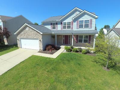 Single Family Home For Sale: 5609 Eagle Creek Court