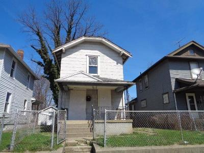 Middletown Single Family Home For Sale: 1915 Hill Avenue