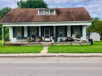 Adams County, Brown County, Clinton County, Highland County Single Family Home For Sale: 511 E Main Street
